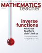 March 2011 Mathematics Teacher cover - Photo by Blaine Wilson