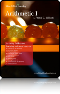 Arithmetic activity cover photo.