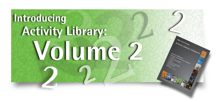 Introducing library volume 2!